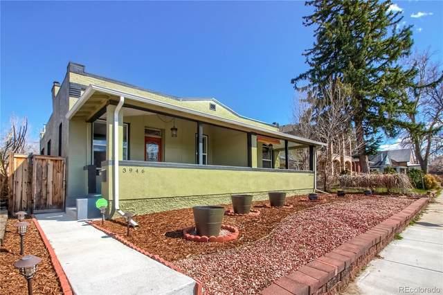 3946 Perry Street, Denver, CO 80212 (MLS #5113558) :: 8z Real Estate