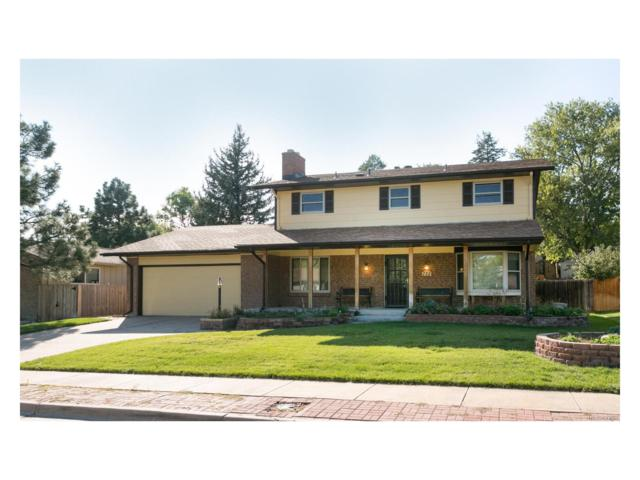 735 S Miller Street, Lakewood, CO 80226 (#5113683) :: ParkSide Realty & Management