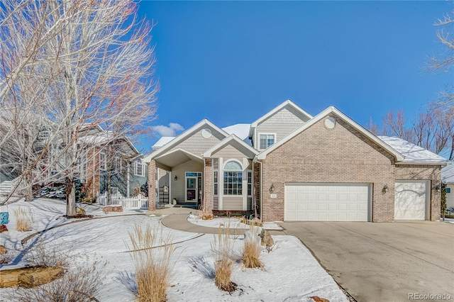 466 Cove Drive, Loveland, CO 80537 (MLS #5113878) :: The Sam Biller Home Team