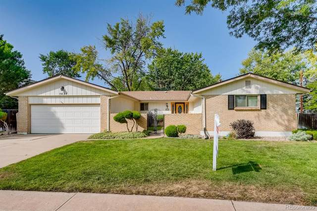 7637 S Datura Circle, Littleton, CO 80120 (#5114077) :: The DeGrood Team