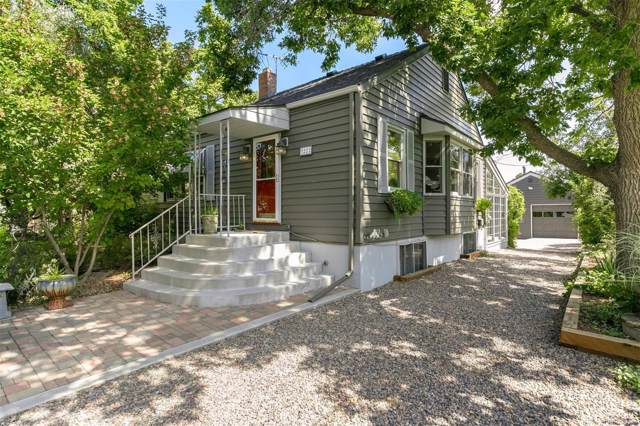 3222 Garland Street, Wheat Ridge, CO 80033 (#5114259) :: 5281 Exclusive Homes Realty