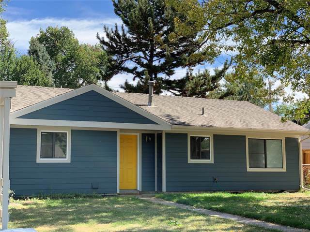 3164 S Forest Street, Denver, CO 80222 (#5114263) :: 5281 Exclusive Homes Realty