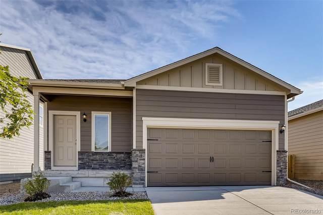 344 Spruce Street, Bennett, CO 80102 (MLS #5114708) :: 8z Real Estate