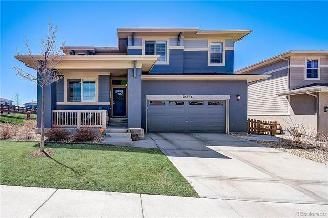 26964 E Quarto Place, Aurora, CO 80016 (MLS #5114925) :: 8z Real Estate