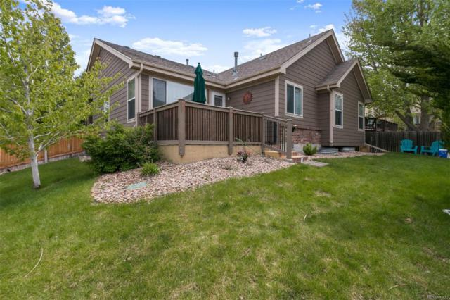 16157 E Wigeon Place, Parker, CO 80134 (#5115006) :: Bring Home Denver with Keller Williams Downtown Realty LLC