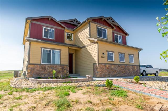 16501 Fairbanks Road, Platteville, CO 80651 (MLS #5115086) :: 8z Real Estate