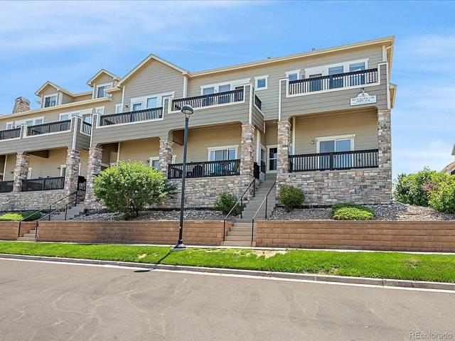 11250 Florence Street 20-A, Commerce City, CO 80640 (MLS #5115506) :: Wheelhouse Realty