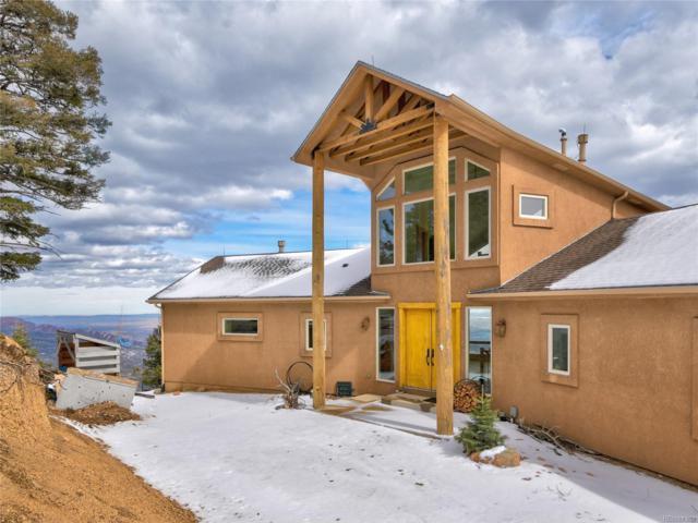 6928 Ladybug Lane, Manitou Springs, CO 80829 (MLS #5115968) :: Kittle Real Estate