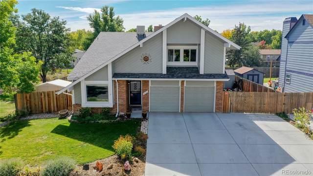 8194 W Quarto Avenue, Littleton, CO 80128 (#5116071) :: Compass Colorado Realty