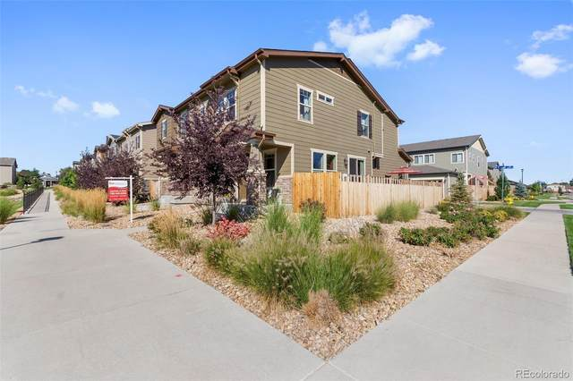 6955 Isabell Lane A, Arvada, CO 80007 (#5116909) :: THE SIMPLE LIFE, Brokered by eXp Realty