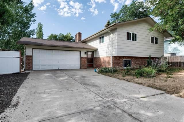 306 W 45th Street, Loveland, CO 80538 (MLS #5116922) :: 8z Real Estate