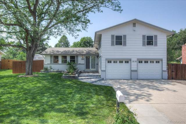 1018 E Geddes Avenue, Centennial, CO 80122 (#5117450) :: Wisdom Real Estate
