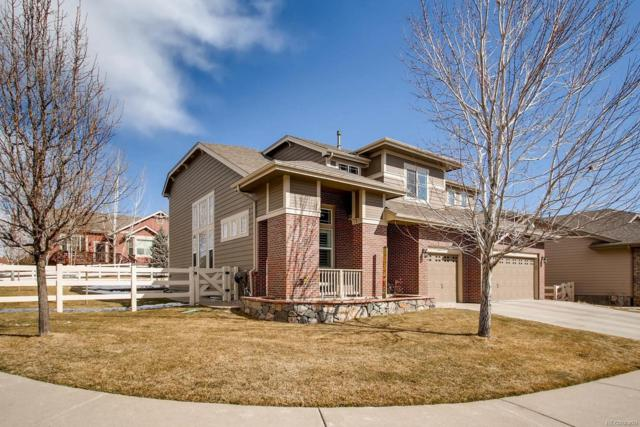 15946 W 60th Circle, Golden, CO 80403 (#5117665) :: The Peak Properties Group
