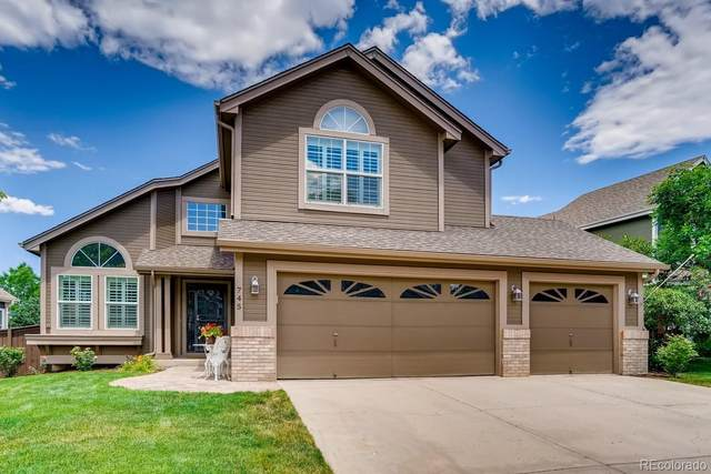 745 Poppywood Drive, Highlands Ranch, CO 80126 (MLS #5117668) :: 8z Real Estate