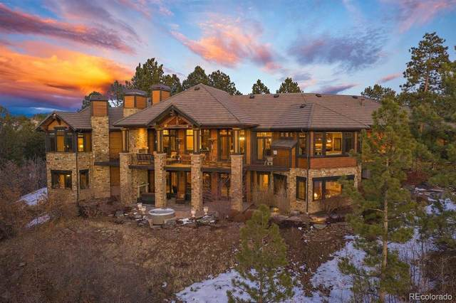 1101 Northwood Lane, Castle Rock, CO 80108 (#5117840) :: The Colorado Foothills Team | Berkshire Hathaway Elevated Living Real Estate