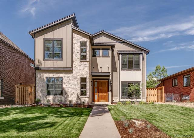 2591 S Columbine Street, Denver, CO 80210 (#5118017) :: Mile High Luxury Real Estate