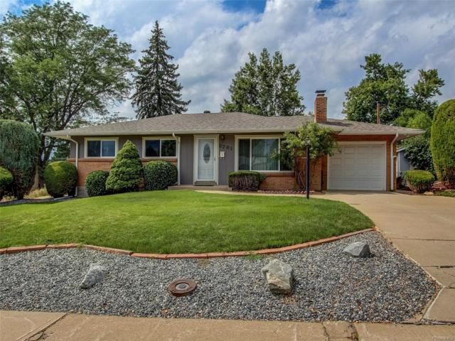 2761 S Utica Street, Denver, CO 80236 (MLS #5118099) :: 8z Real Estate