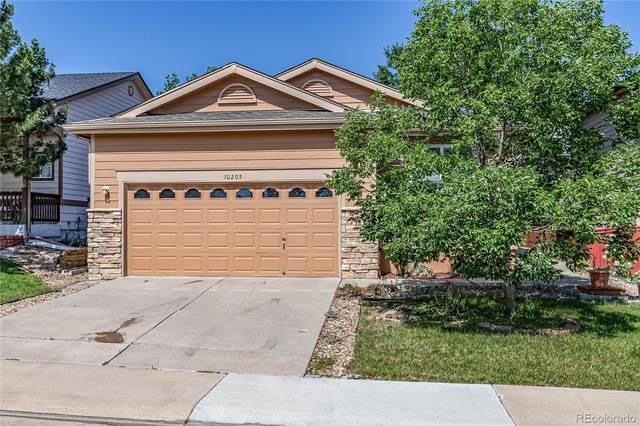 10205 Sagecrest Street, Highlands Ranch, CO 80126 (#5118126) :: The Brokerage Group
