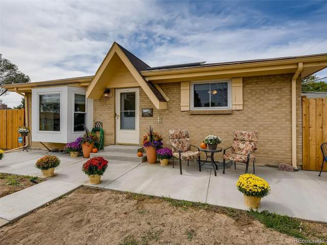 8421 Dawson Drive, Denver, CO 80229 (#5118308) :: The Brokerage Group