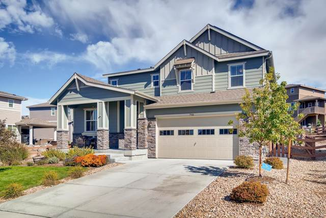 7988 S Fultondale Way, Aurora, CO 80016 (#5118331) :: The DeGrood Team