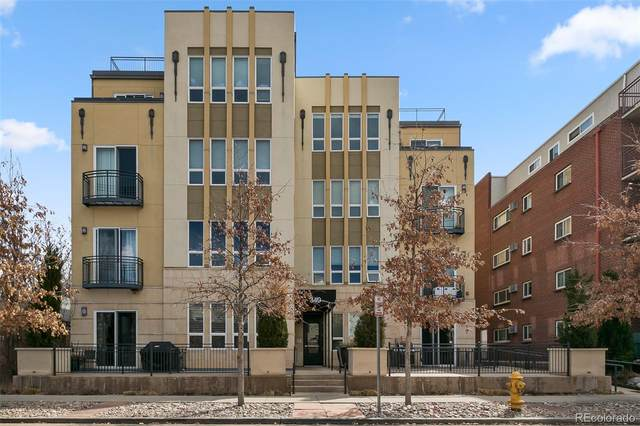 340 S Lafayette Street #102, Denver, CO 80209 (MLS #5118333) :: The Sam Biller Home Team