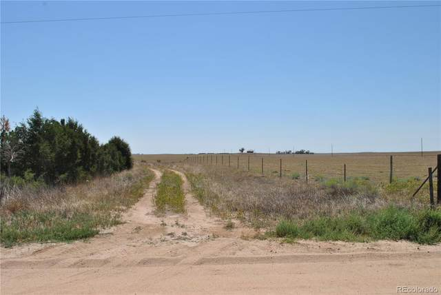 46850 County Road 46, Limon, CO 80828 (MLS #5118959) :: 8z Real Estate