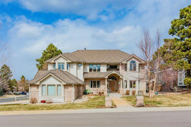 5137 E Nichols Lane, Centennial, CO 80122 (#5119032) :: The DeGrood Team