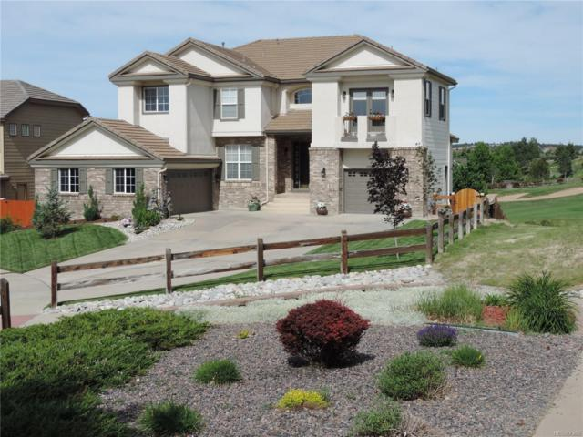11389 Canterberry Lane, Parker, CO 80138 (MLS #5119947) :: 8z Real Estate
