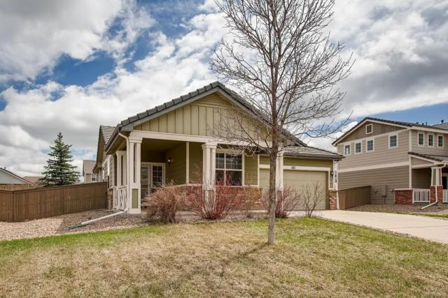 182 Stockwell Street, Castle Rock, CO 80104 (#5120287) :: The Heyl Group at Keller Williams