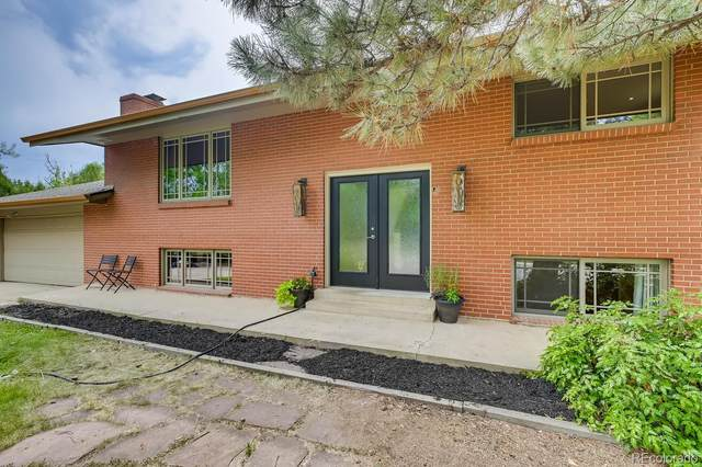 15 Pawnee Drive, Boulder, CO 80303 (#5120638) :: Colorado Home Finder Realty