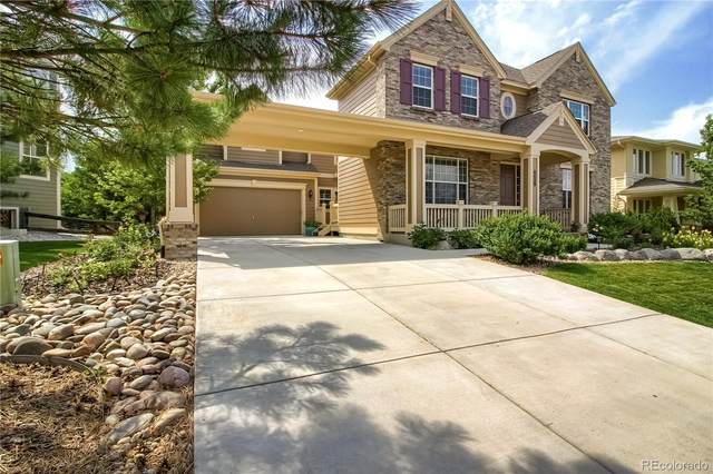8429 Winter Berry Drive, Castle Pines, CO 80108 (MLS #5120742) :: Bliss Realty Group
