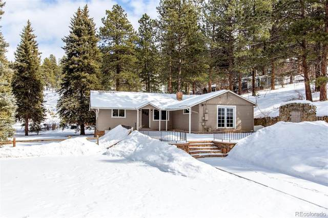 5230 County Highway 73, Evergreen, CO 80439 (#5120771) :: The DeGrood Team