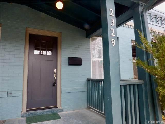 2329 N Williams Street, Denver, CO 80205 (MLS #5121213) :: Keller Williams Realty