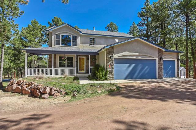 7910 Wildridge Road, Colorado Springs, CO 80908 (MLS #5121265) :: 8z Real Estate