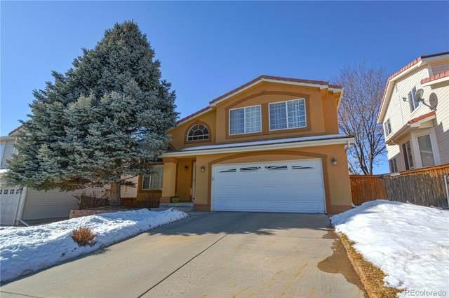 1942 Fox Fire Street, Highlands Ranch, CO 80129 (MLS #5121311) :: 8z Real Estate