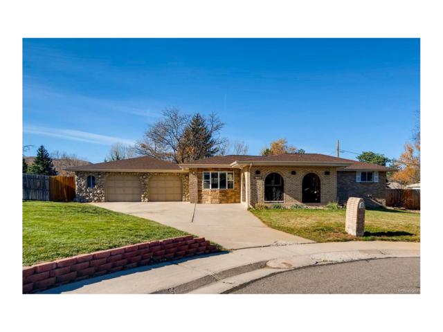 737 Zinnia Street, Lakewood, CO 80401 (#5121400) :: Colorado Team Real Estate