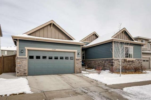 15289 W 50th Drive, Golden, CO 80403 (#5121665) :: The Griffith Home Team