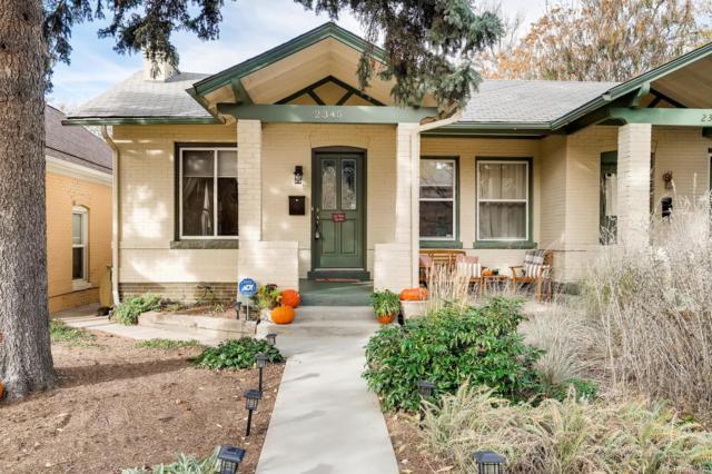 2345 Grove Street, Denver, CO 80211 (#5122107) :: Sellstate Realty Pros
