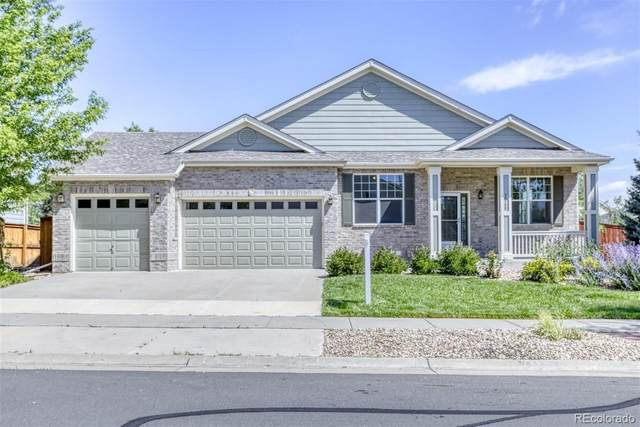 24785 E Crestline Place, Aurora, CO 80016 (MLS #5122172) :: Neuhaus Real Estate, Inc.