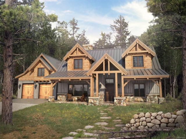 10 Caribou Ridge Drive, Nederland, CO 80466 (#5122285) :: The City and Mountains Group