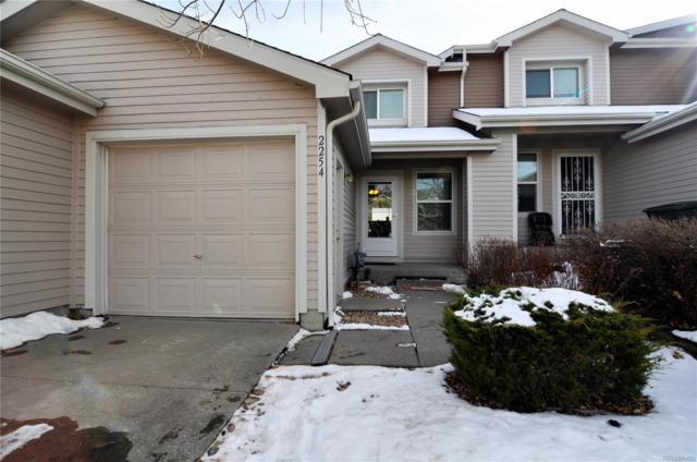 2254 E 109th Drive, Northglenn, CO 80233 (#5122636) :: The Peak Properties Group