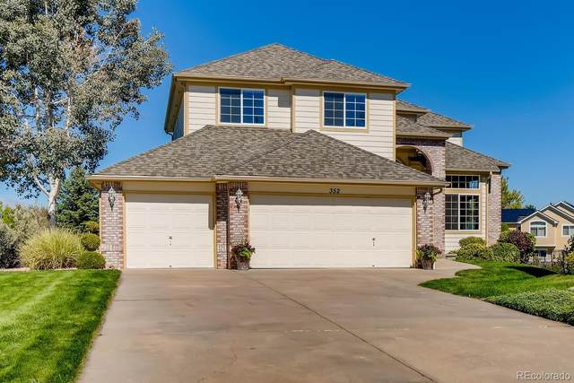 352 Driftwood Circle, Lafayette, CO 80026 (MLS #5122895) :: 8z Real Estate