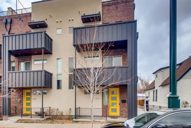 2407 Eliot Street, Denver, CO 80211 (#5123095) :: Colorado Home Finder Realty