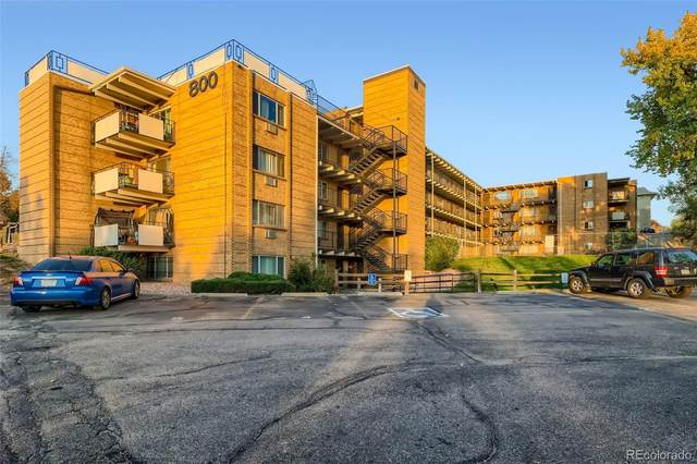 800 W Belleview Avenue #504, Englewood, CO 80110 (#5123373) :: The Gilbert Group