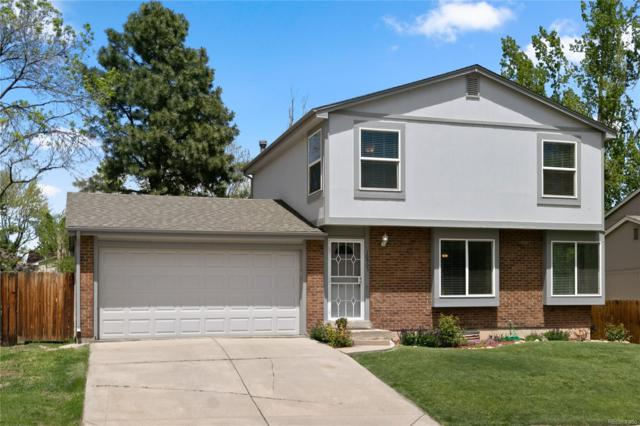10905 W Alamo Place, Littleton, CO 80127 (#5123468) :: Bring Home Denver with Keller Williams Downtown Realty LLC