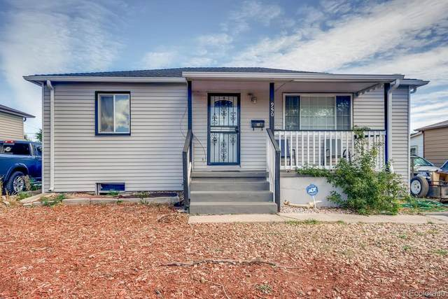 950 Tennyson Street, Denver, CO 80204 (MLS #5123584) :: 8z Real Estate