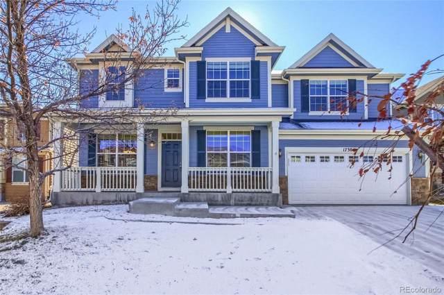 17304 E Iron Ore Avenue, Parker, CO 80134 (MLS #5124208) :: 8z Real Estate