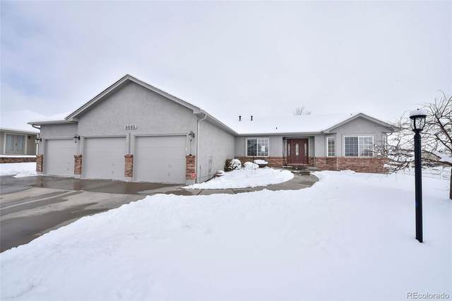 9605 Moorcroft Drive, Peyton, CO 80831 (#5124512) :: The Griffith Home Team