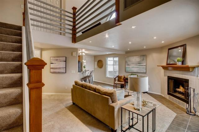 5250 S Huron Way #7312, Littleton, CO 80120 (#5124527) :: 5281 Exclusive Homes Realty
