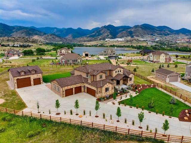 10320 Hunt Master Place, Littleton, CO 80125 (MLS #5124900) :: Clare Day with Keller Williams Advantage Realty LLC